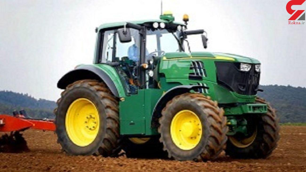 توزیع ۶۰۰ دستگاه تراکتور بین کشاورزان لرستانی