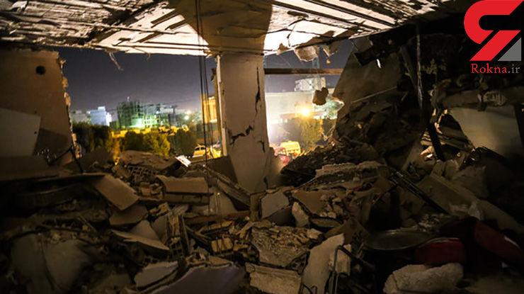 فوری / انفجار شدید در «باغ فیض» اسلامشهر