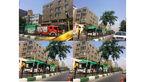 فوری/سقوط درخت  روی اتوبوس بی آر تی در خیابان ولیعصر+ عکس