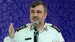 نیروی انتظامی با اقتدار حافظ مرزهای کشور است
