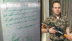 مدافع حرمی که در چهل روز ۴۰ داعشی را به هلاکت رساند+ تصاویر