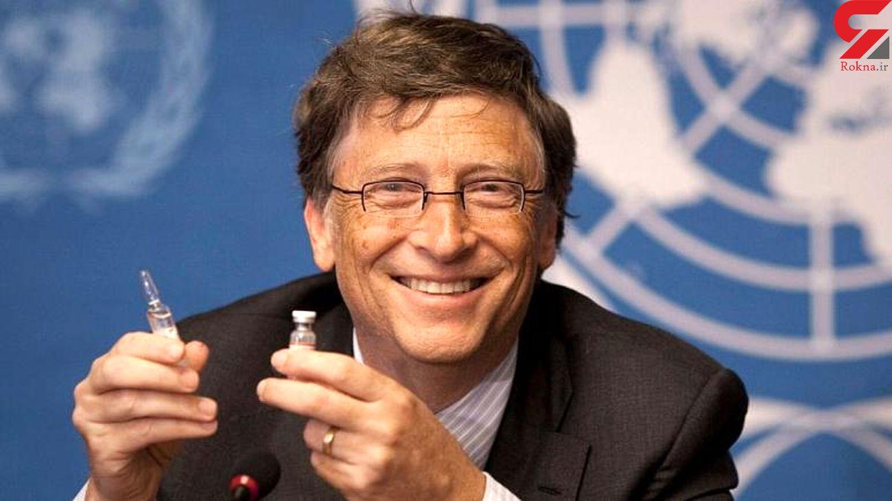 هشدار بیل گیتس: واکسن کرونا «ناعادلانه و بین پولدارها توزیع نشود»