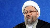 اعتراض آملی لاریجانی به رد صلاحیت برادرش / تصمیمات غیر قابل دفاع است