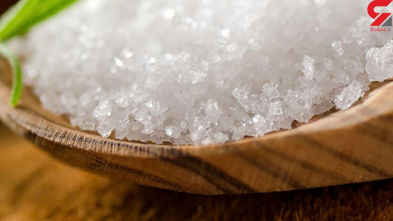 نمک دریا و سنگ نمک مفید است یا مضر؟