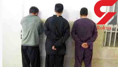 3 سارق در زنجان دستگیر شدند