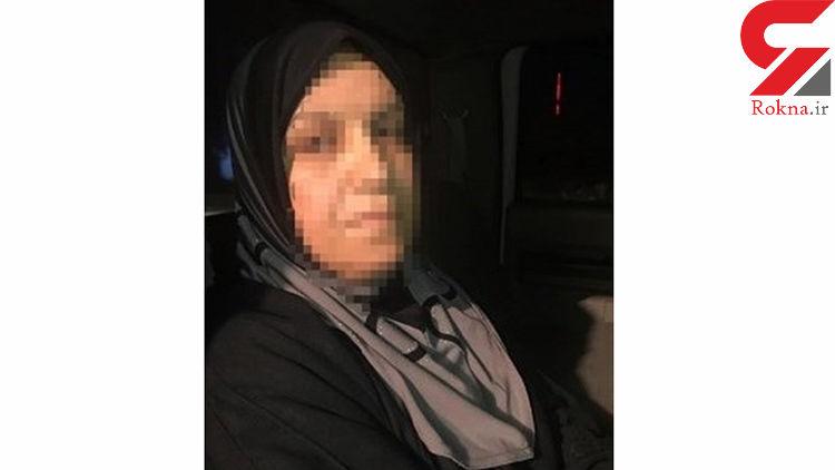 نخستین عکس از لحظه دستگیری زن سنگدل به نام مادر داعش