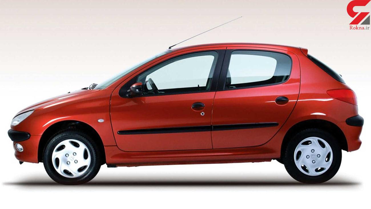 افزایش 20 میلیون تومانی قیمت خودرو