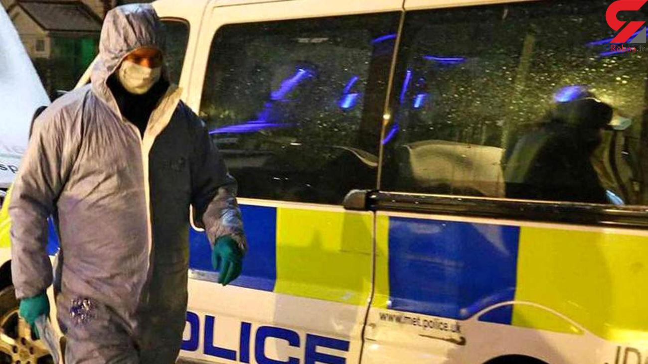حادثه چاقوکشی در لندن/ ۳ نفر زخمی شدند