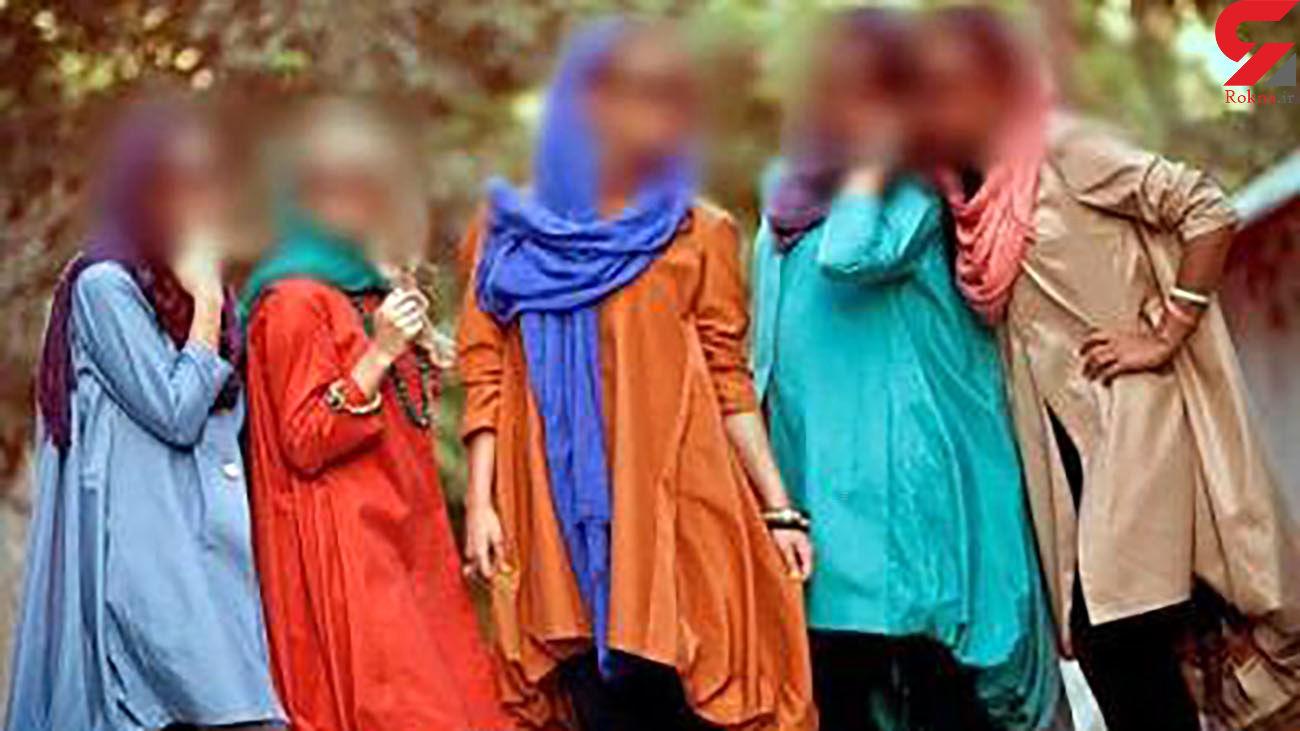 دختران جوان با وعده غیراخلاقی پیرمردها را شکار می کردند / باند مازندرانی ها لو رفت