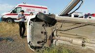 واژگونی ام وی ام 5 کشته و زخمی داشت / در جاده ماهشهر آبادان رخ داد + عکس