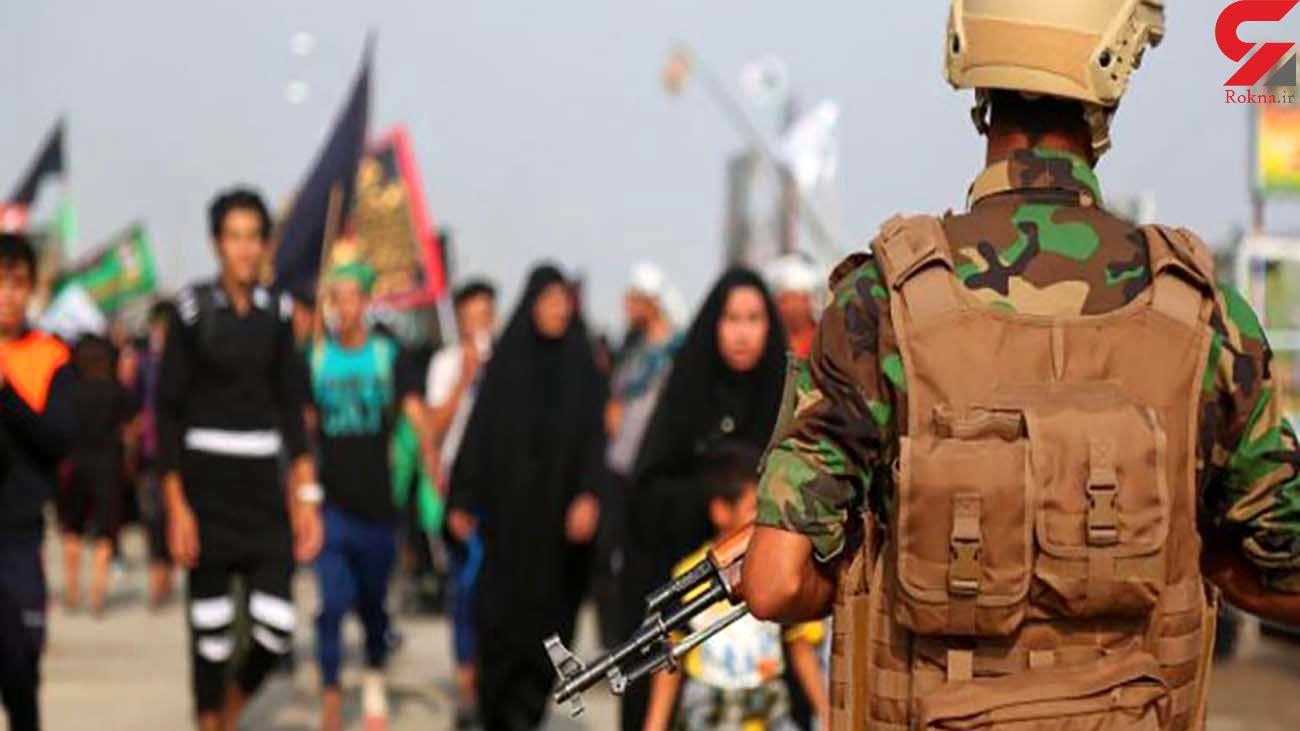 اعلام محورهای عملیاتی الحشدالشعبی برای تامین امنیت زیارت اربعین