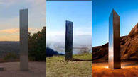 Mystery monoliths appear in Colombia and Spain after Isle of Wight sighting