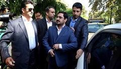 سعید مرتضوی ، بقایی ، مشایی ، بابک زنجانی در یک بند اوین !