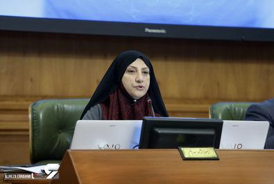 زهرا نژاد بهرام / عضو شورای شهر تهران