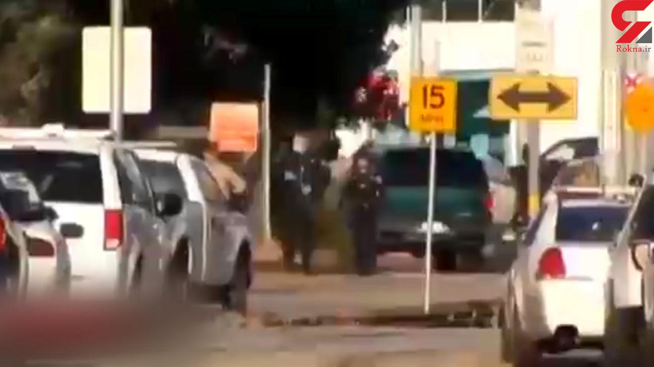 تیراندازی در خیابان 22 قربانی گرفت