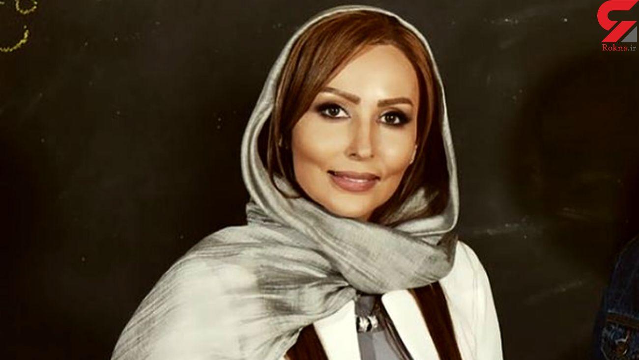 پشت پرده عکس همسر پرستو صالحی