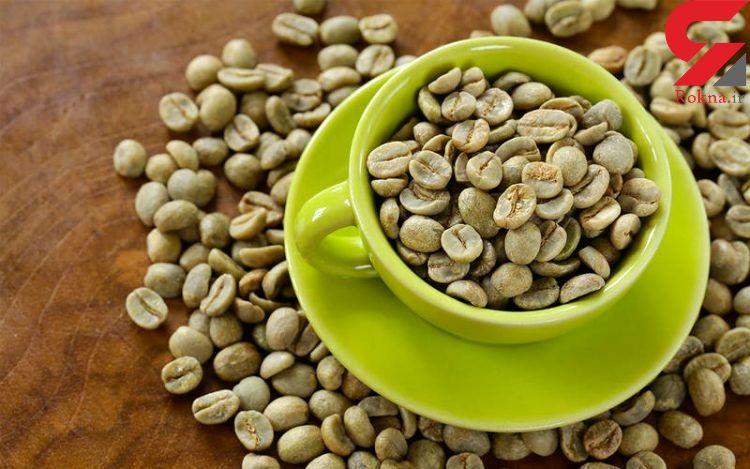 بدخواب ها قهوه سبز بنوشند!