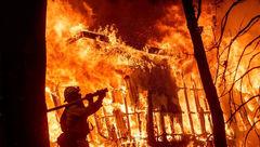 شمار قربانیان آتش سوزی کالیفرنیا به ۶۳ نفر رسید / ۶۳۱ نفر مفقود شده اند