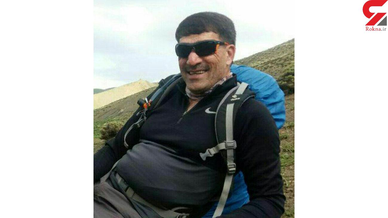 کشف جنازه کوهنورد گم شده در در کوه های لواسان + عکس