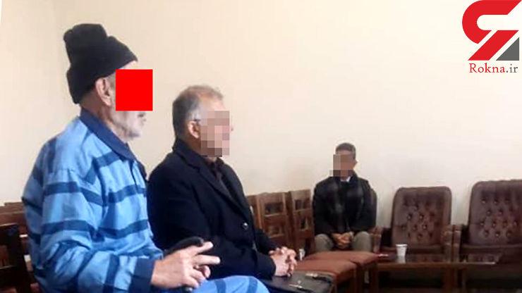محاکمه عجیب ترین پرونده یک قاتل در تهران  + عکس