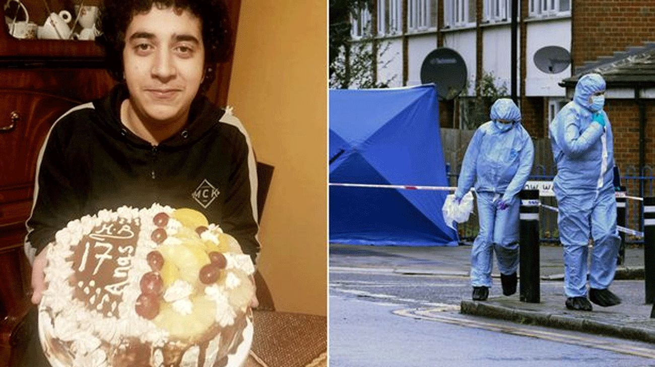 Boy, 17, knifed to death in London dreamt of becoming a pilot, devastated mum says