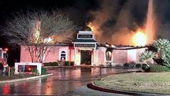 24 سال زندان به خاطر آتش زدن شبانه یک مسجد