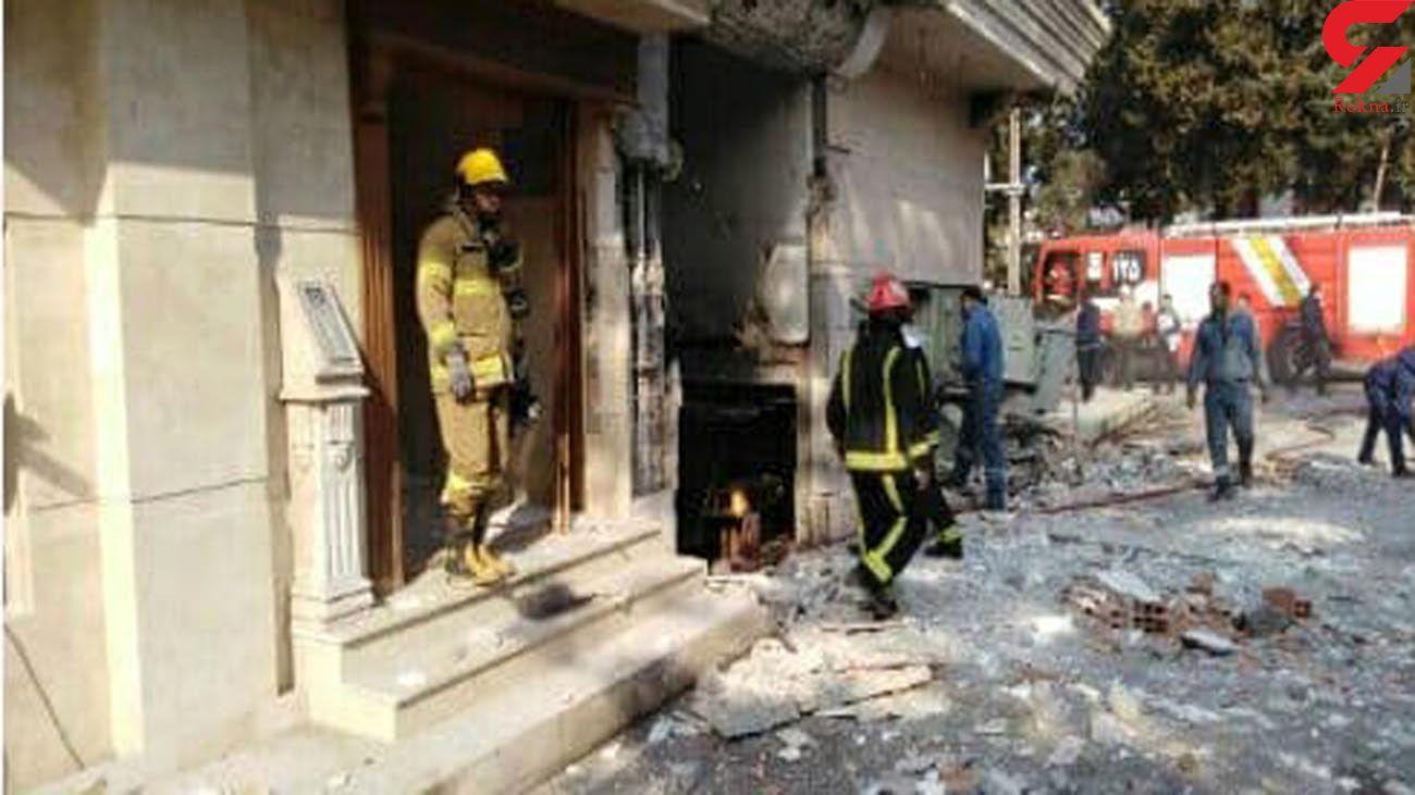 انفجار یک خانه در دریا کنار / اورژانس هوایی وارد عمل شد + عکس