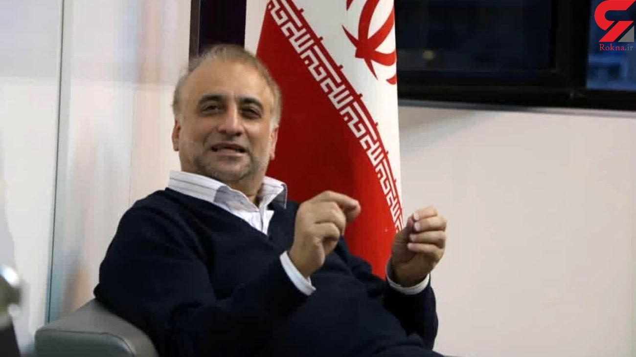دکتر خسرو نصیریزاده برای انتخابات1400 اعلام کاندیداتوری کرد