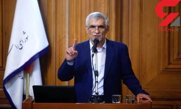 ابلاغ حکم شهردار جدید تهران در مراسم غیررسمی/ افشانی امروز وارد بهشت می شود