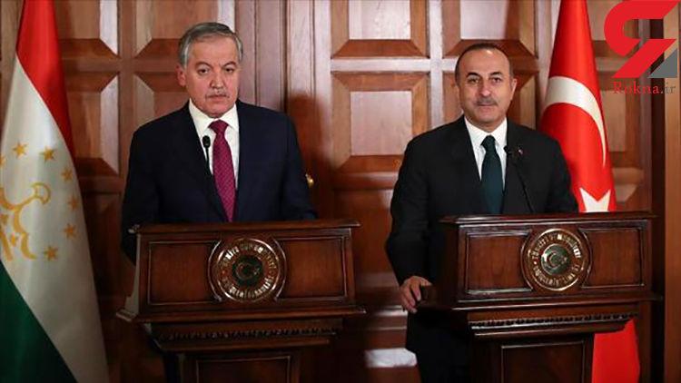 چاووشاوغلو: ترکیه مخالف فشار به ایران است