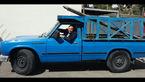 جذابیت نیسان آبی برای سفیر آلمان + عکس