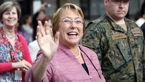 خانم میچله باچلت رییس جمهور شیلی به روحانی تبریک گفت