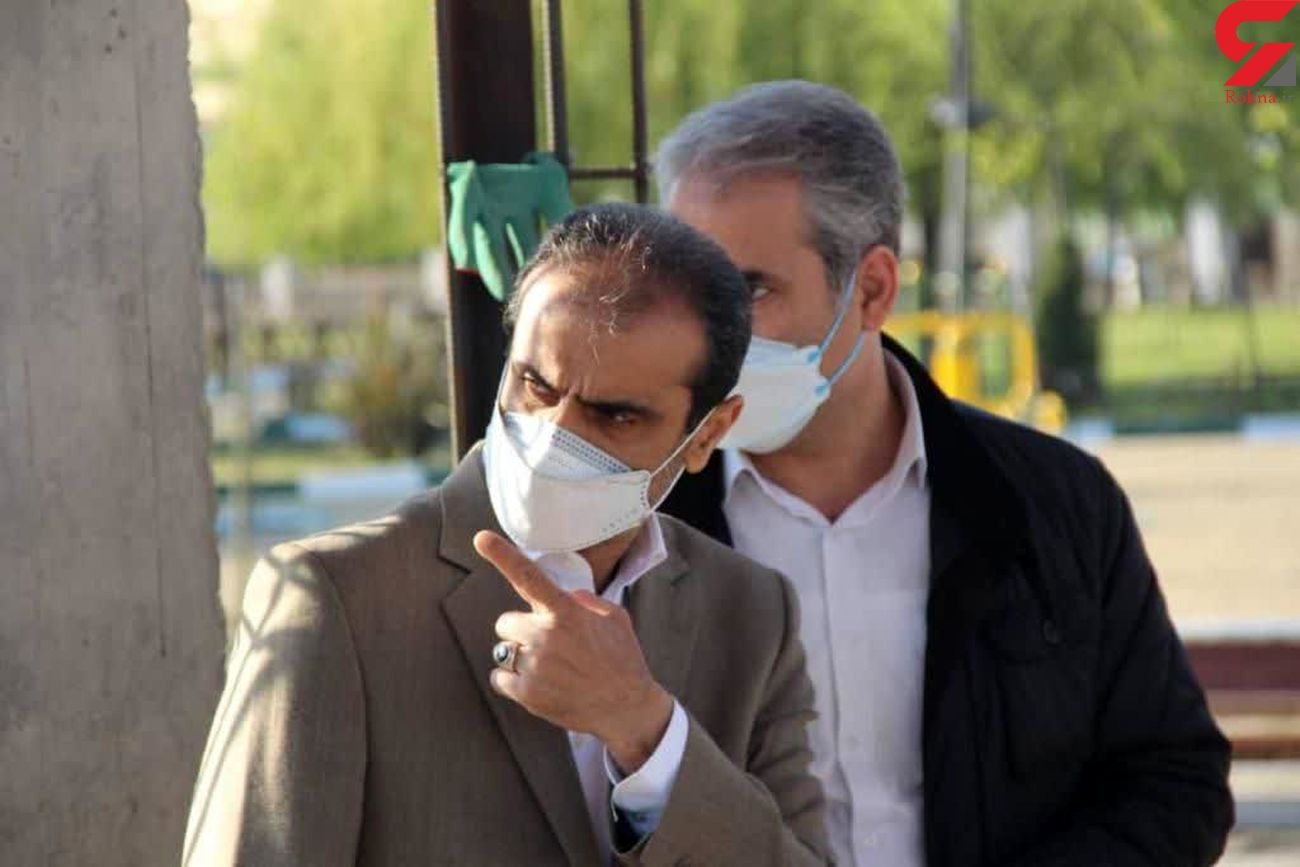 ضرب العجل یک ماهه شهردار رشت برای اتمام پروژه یادمان شهدای گمنام