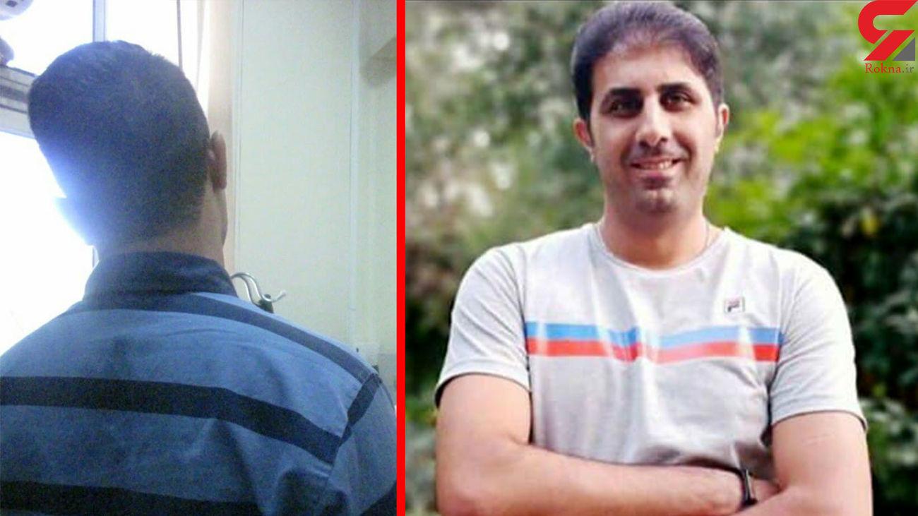 شکستن حکم تبرئه در قتل جوان تهرانی وسط خیابان ولیعصر + فیلم لحظه قتل و عکس
