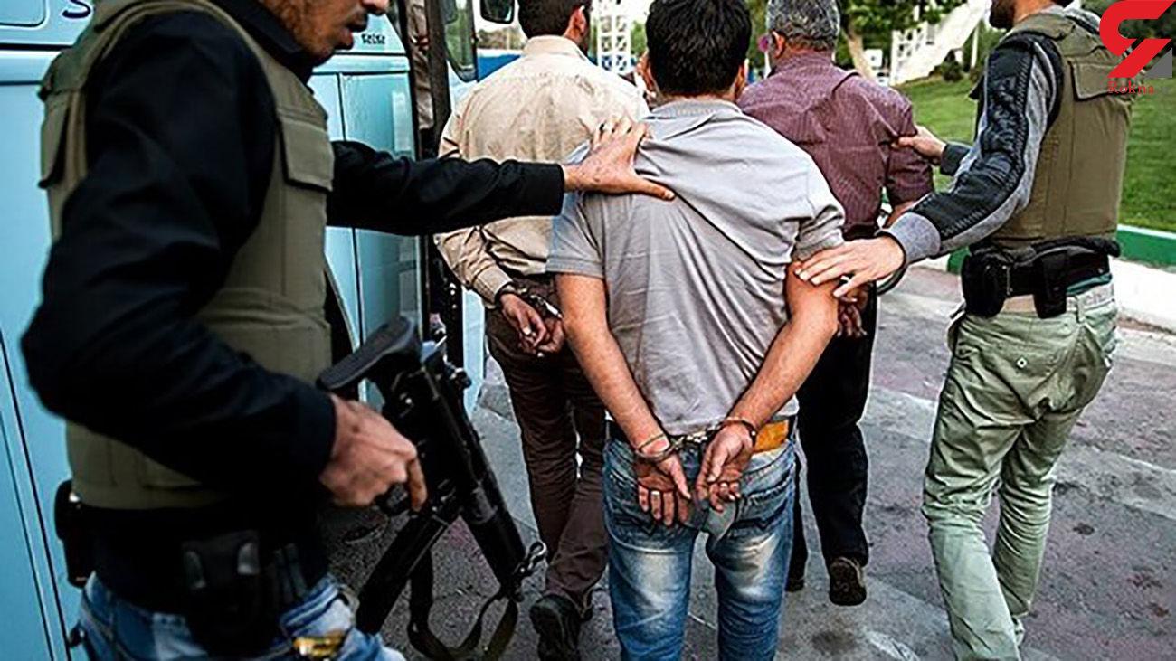 برخورد قاطع و درلحظه با اراذل و اوباش در مشهد