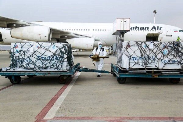 Iran receives 3rd shipment of COVID-19 vaccine from Japan