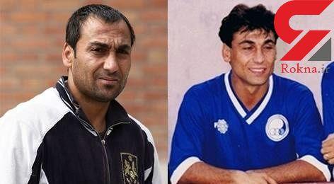 حبس ابد برای فوتبالیست مشهور ایرانی + گفتگو و عکس