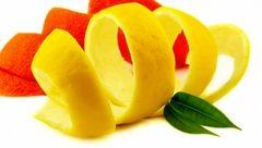 لاغری فوری با پوست میوه ای سرشار از ویتامین ث