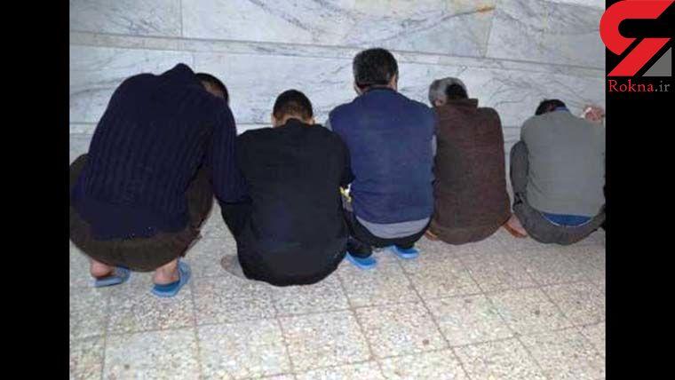دستگیری سارقان حرفهای در مراغه