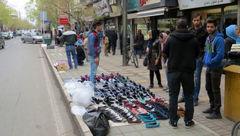 درآمد یک دستفروش در تهران چقدر است؟