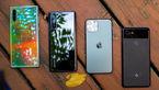 گوشی های موبایل پرفروش بازار + جدول