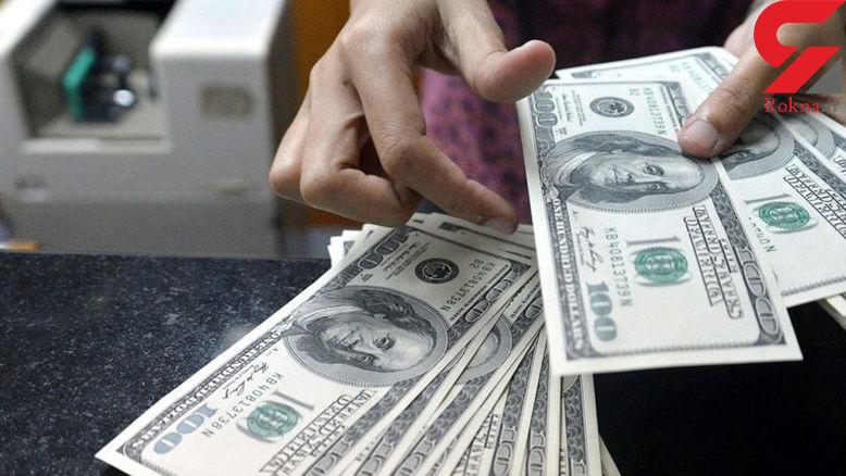 نرخ امروز دلار و یورو در صرافیهای بانکها