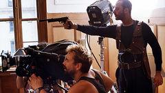 حرفه ای ترین کارگردان سینمای فرانسه 59 ساله شد +عکس