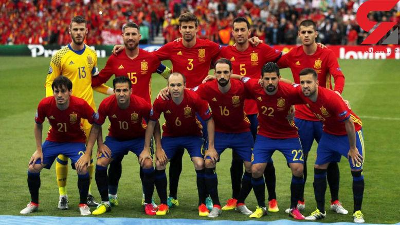 اسپانیا میخواهد جام را بخورد!