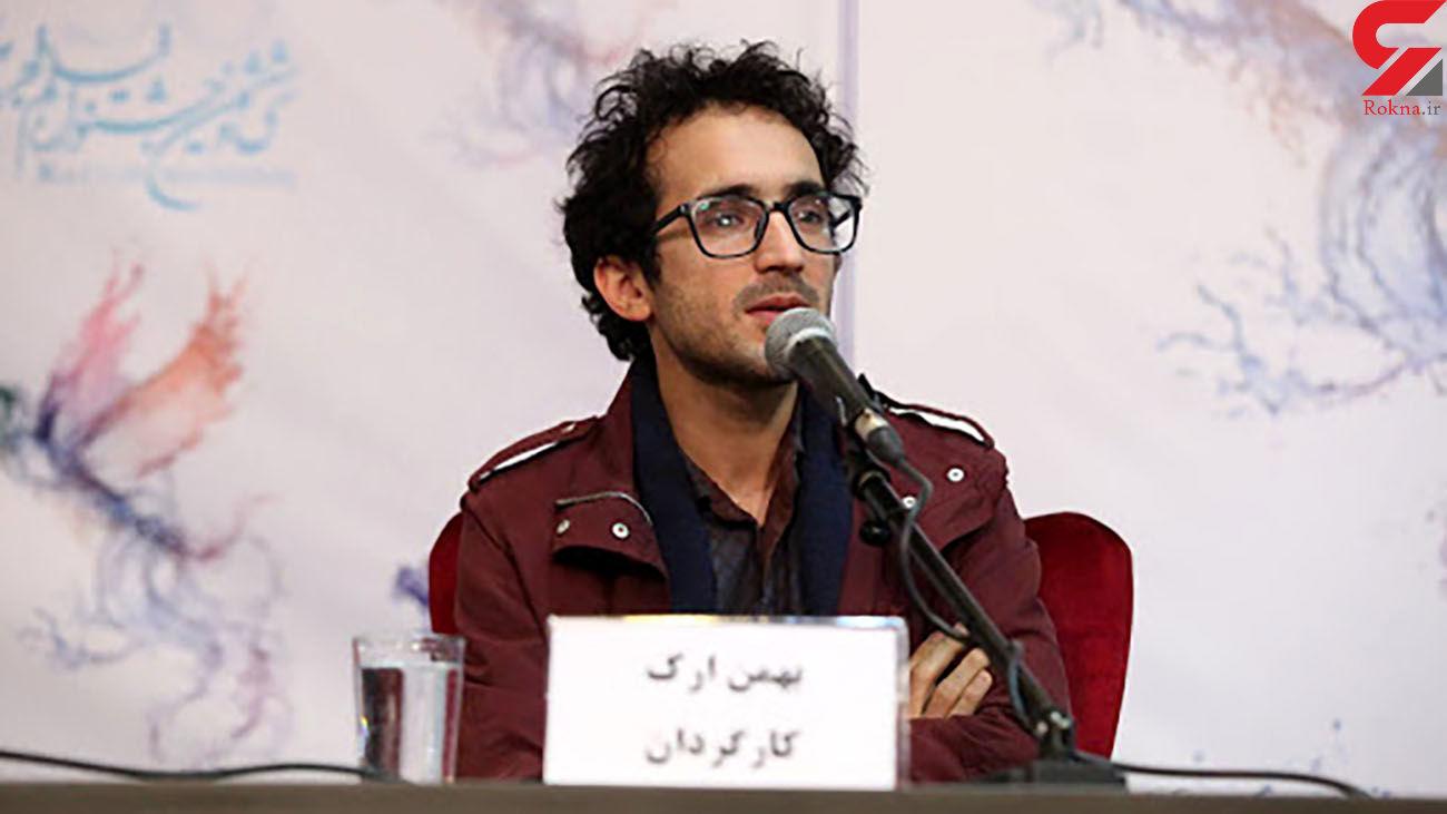 کارگردان معروف ایرانی کرونا گرفت + عکس و جزئیات