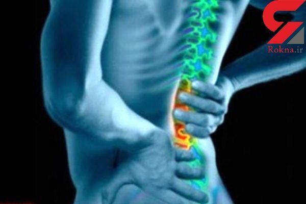 برای درمان کمر درد و آسیبهای نخاعی دستگاهی ابداع شد