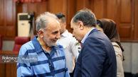 حکم قصاص با طناب دار برای نجفی / سخنگوی قوه قضاییه صبح امروز اعلام کرد