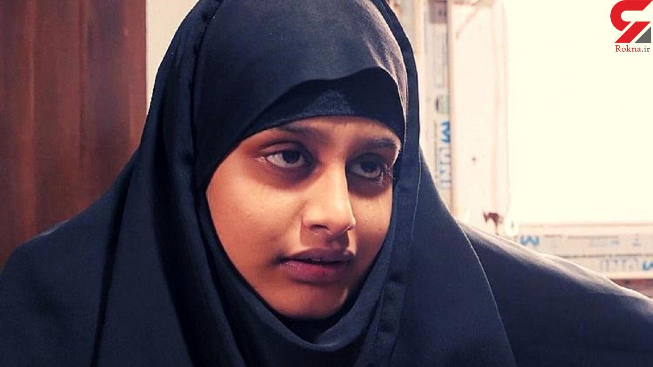 عکس عروس بی رحم داعشی ها که 15 ساله بود / با دیدن سر جدا شده در سطل آشغال ناراحت نشدم