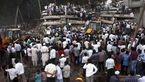 ریزش ساختمان در حیدرآباد چهار قربانی گرفت