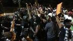 اشتباه پلیس آمریکا جان یک شهروند سیاهپوست را گرفت / اعتراض ها در حال گسترش است